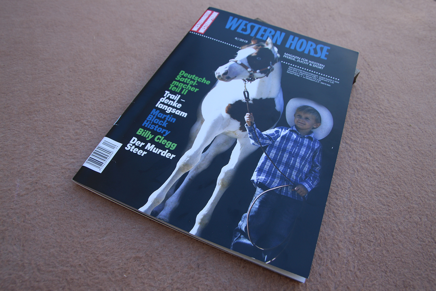 WESTERN Horse April 2019